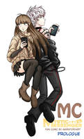 MC Prologue Cover Mystic Messenger Fan Comic