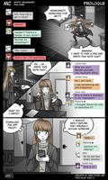 MC Prologue Pg 08 Mystic Messenger Fan Comic