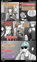 MC Prologue Pg 11 Mystic Messenger Fan Comic