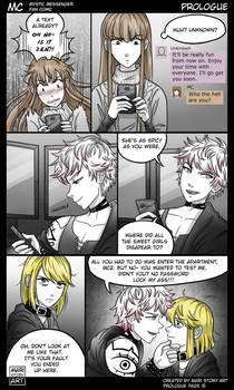 MC Prologue Pg 15 Mystic Messenger