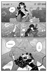 LadyButterfly Page Nine (Chapter5)