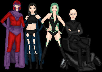 Heroes and Villains by TarielOfLorien