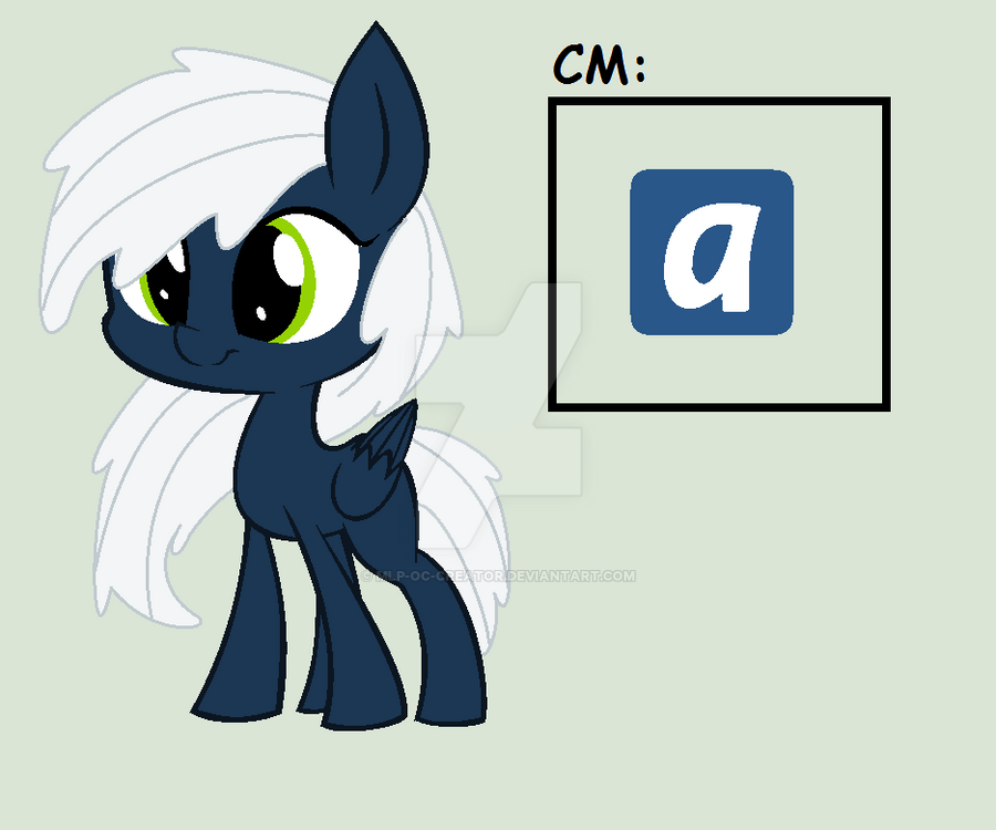 Ask Filly by MLP-OC-creator on DeviantArt