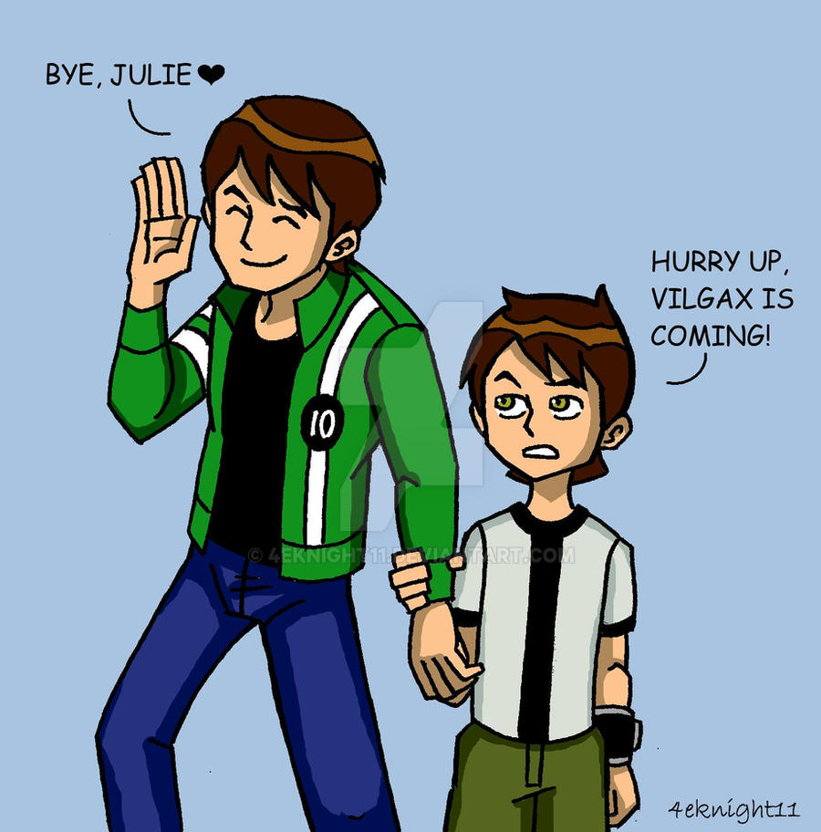 how did ben 10 and kevin become friends before dating