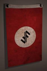 3D Flag by Xavisavvy