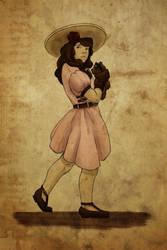 Little Girl Design by Xavisavvy