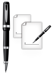 Generic Pen Vector Design