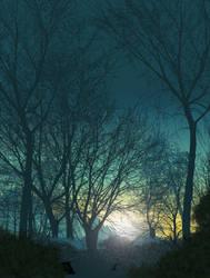 Daybreak Comes by Xavisavvy