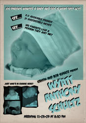 Horror Birth Announcement by IceStation61