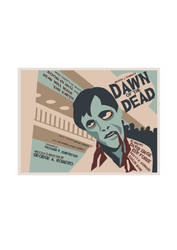 Dawn of the Dead poster by IceStation61