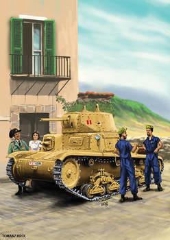 Carro Armato M14
