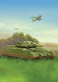 Cruiser Tank Crusader