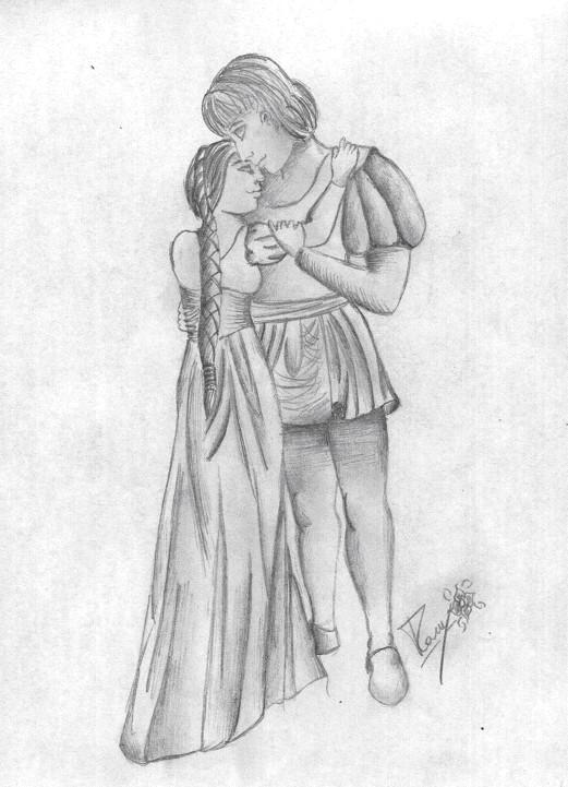 I personaggi di romeo e giulietta