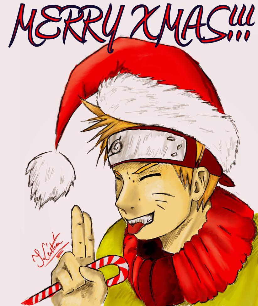 christmas anime naruto - photo #25