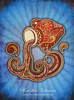 zodiac sign - aquarius by KerstinS