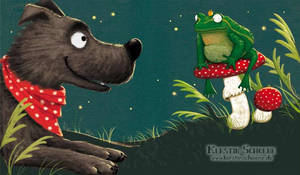 Lullemu and the frog