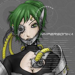 Vocaloid: Hypersonika