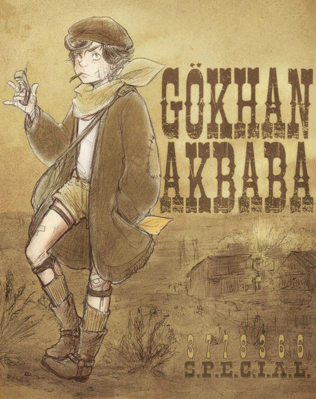 gohkan akbaba and the masochism tango by ashcomics