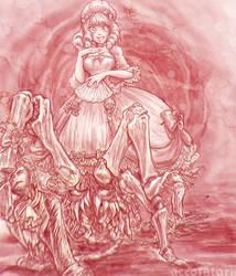 the mademoiselle lavinia by ashcomics