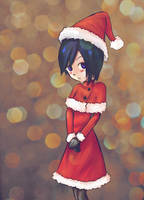 Merry Christmas by kure-chanih
