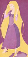 Rapunzel. by kure-chanih