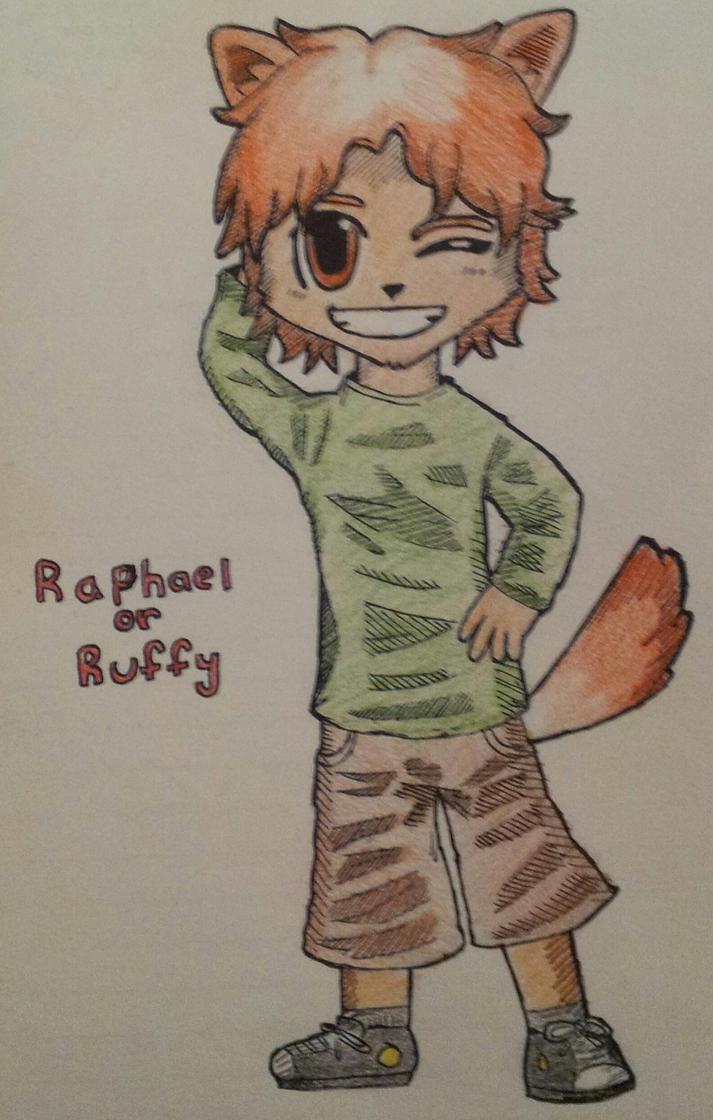 Ruffael the Dog by NightBunny3393