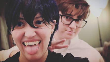 Okumura Brothers: Selfie