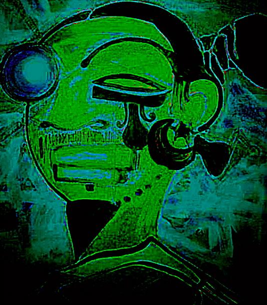 self portrait 2005 by phluxx