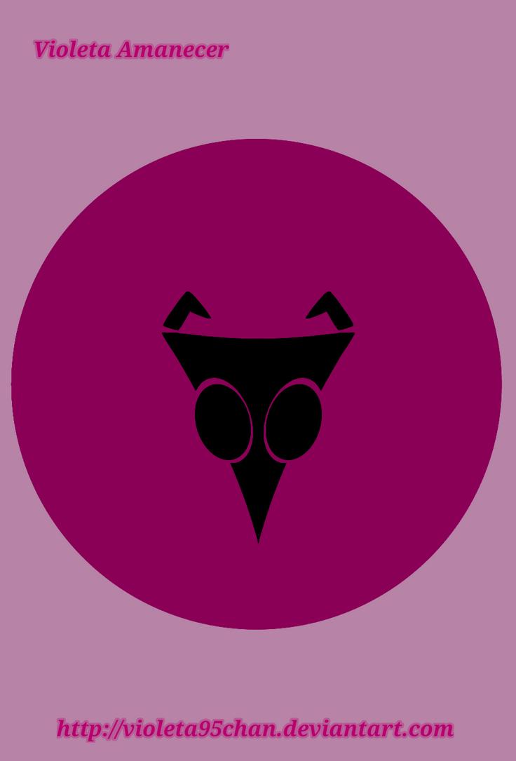 Invader Zim Irken Logo By Violeta95chan
