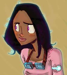 Abby Speed Portrait