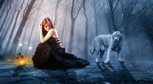 Lonely Girl  The White Tiger