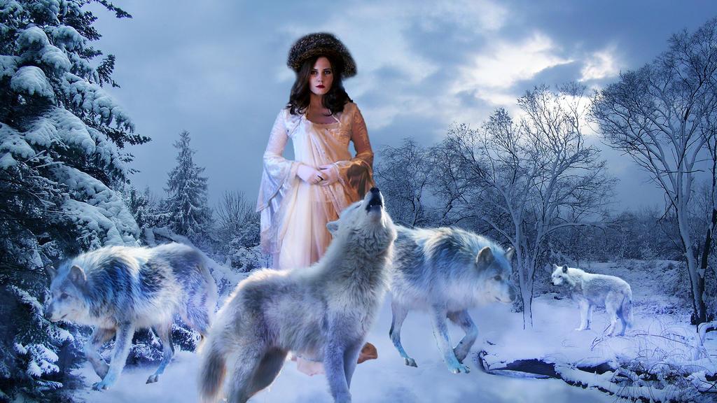 Winter Queen by toosox