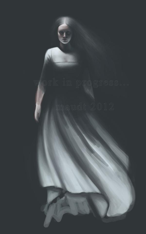 White Lady By Maudt On Deviantart