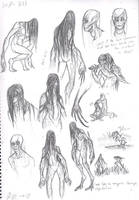 Sketchdump - 12/05/2014 (SCP 811) by Kanoro-Studio