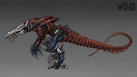 Bionicle Week 2 Art Challenge - Zyglak
