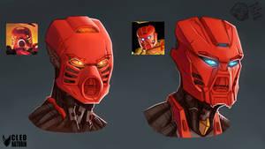 Tahu Gen1 Gen2 Masks