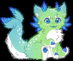 Seafoam Green by LuminousRainfall