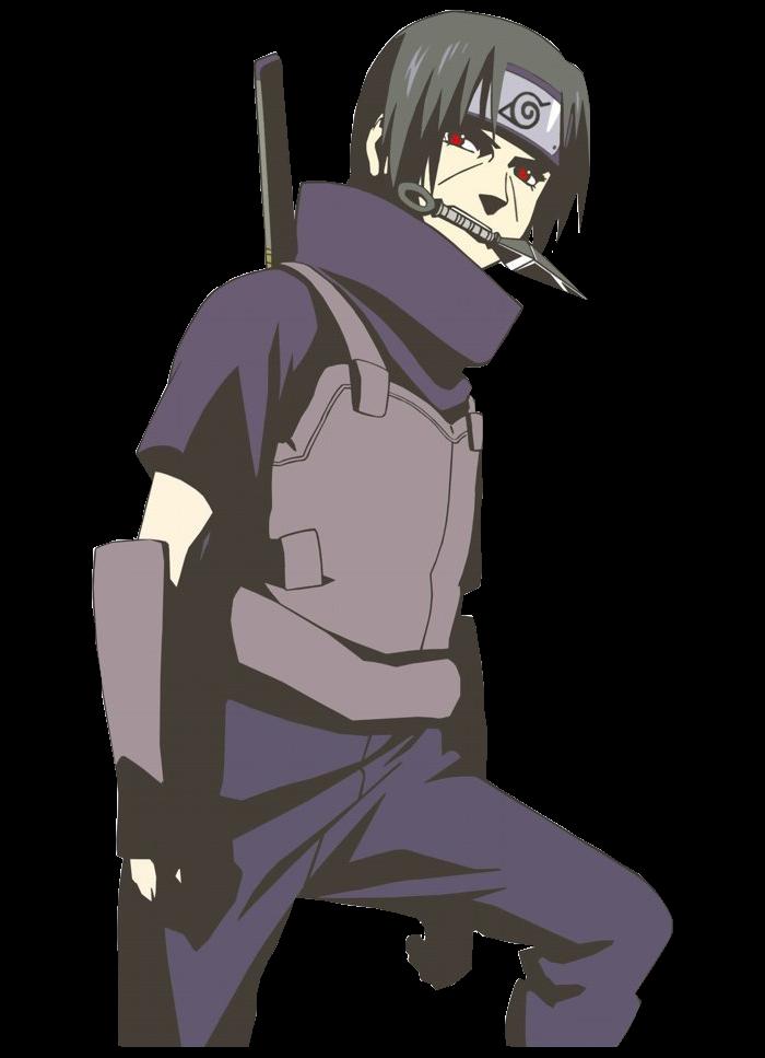 Sasuke and Itachi Render on DarkTsukomi - DeviantArt