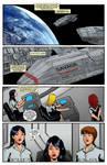 Scifi - Commission page 1 Color