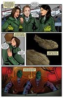 Scifi - Commission page 2 Color by TheRafaLee