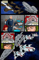 Scifi - Commission page 4 Color by TheRafaLee