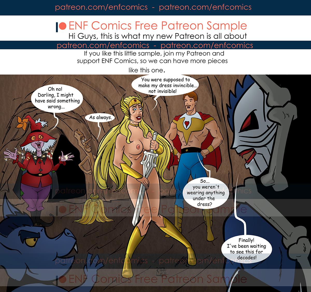 Porn Comics forum