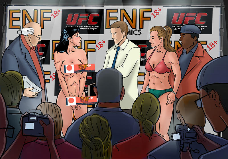 MMA Weigh in ENF by TheRafaLee
