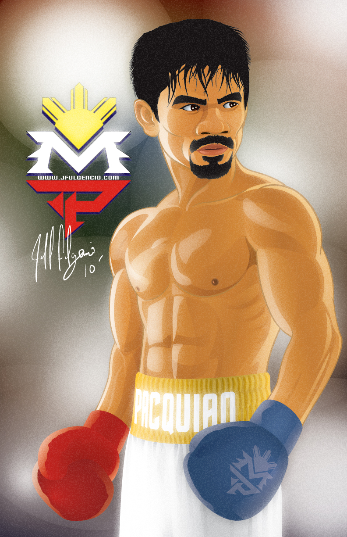 Manny Pacquiao by JFulgencio