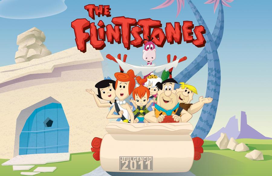The Flintstones Cover by JFulgencio