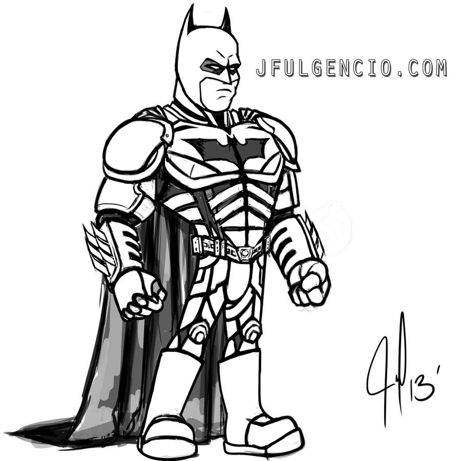 Dark Knight by JFulgencio