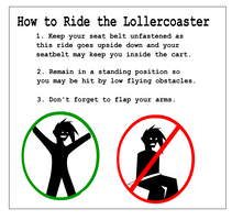 LollerCoaster Instructions by Nothumbs