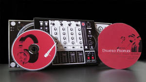 Dilated Peoples Packaging