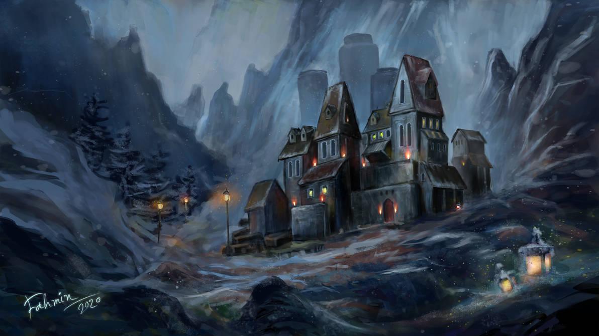 Fantasy Castel