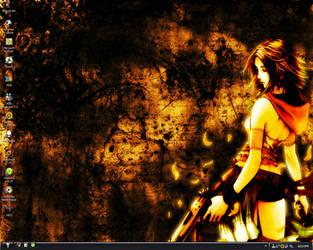 Yuna+AlienWare by SexyAlice